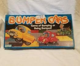 Vintage Bumper Cars board game Parker Brothers 1987 Complete - $24.75