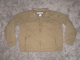 Columbia, Men's Lightweight Jacket, XL, Beige - $12.99