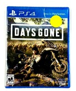 Days Gone PlayStation 4 PS4 Pro Enhanced Brand New Factory Sealed Video ... - $21.77