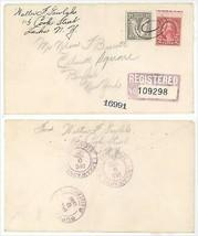 Dec 9 1930 Buffalo NY Ellicott Square Building Registered Cover! Sq Bldg - $6.99