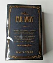 Avon Iconic Far Away Eau De Parfum Perfume Spray 1.7 fl oz Factory Sealed Boxed - $27.67