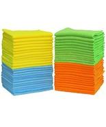 50 Pack - SimpleHouseware Microfiber Cleaning Cloth - $29.57