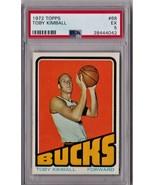1972 Topps Toby Kimball #68 PSA 5 P301 - $4.75