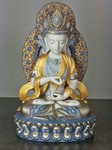 Lladro 1922 Amitayus Buddha High Porcelain Item 01001922 Perfect condition - $2,835.36