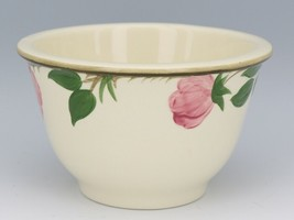 "Vintage Franciscan Desert Rose Made in California 1950s Small 6"" Mixing Bowl image 2"