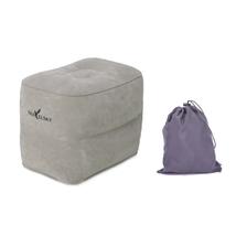 Footrest Travel Pillow Inflatable Rest Leg Foot Portable Cushion - 2 layers - €36,12 EUR