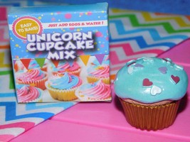 """18"""" Doll Unicorn Cupcake Lot B Fits Our Generation American Girl My Life As - $8.90"""
