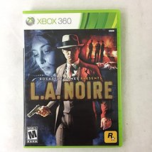 L.A. Noire The Naked City An [Xbox 360] - $5.93