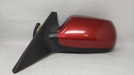 2003 Mazda 6 Driver Left Side View Power Door Mirror Red 70829 - $71.65