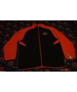 Chicago Bears Full Zip Fleece NFL Onfield Reebok Adult 3XL Sideline Product - $69.99