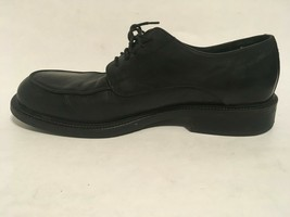 Kenneth Cole New York Lace Up Black Leather Dress Shoes sz 11.5M - $31.79