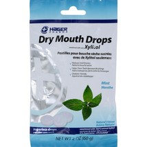 Hager Pharma Dry Mouth Drops - Mint - 2 oz - $9.88