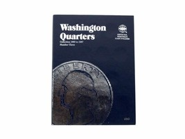 Washington Quarter # 3, 1965-1987 Coin Folder/Album by Whitman - $5.99