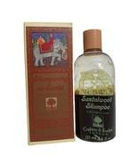 Vtg Crabtree & Evelyn London Sandalwood Shampoo 4.4 fl oz 50% full Nasto... - $49.49