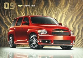 2009 Chevrolet HHR sales brochure catalog US 09 Chevy SS Panel - $8.00