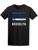 Legendary Street Style Brooklyn Men's Tee -Image by Shutterstock - $359,52 MXN+