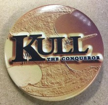 "Kull The Conqueror Marvel Comics Universal Kevin Sorbo 1997 2"" Pin - £3.22 GBP"