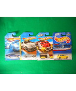 Hot Wheels In Original Package 4 Different Lot5 - $6.46