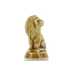 Wade Whimsies Porcelain Miniature Circus Lion