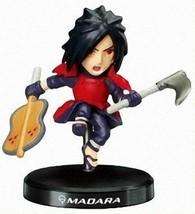 Bandai Naruto Shippuden Deformation Figure P3 Madara Uchiha Sharingan Clan - $59.99
