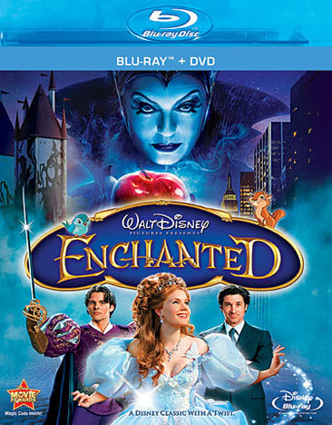 Enchanted (Blu-Ray/DVD/2 Disc Combo)