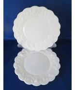 "Westmoreland, Paneled Grape 10 1/2"" Dinner Plates, PG-81 - $19.00"