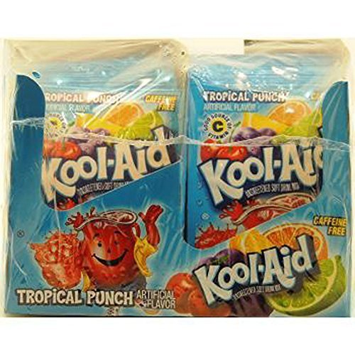 Grab A Sammie And A Kool Aid: Kool-Aid Tropical Packets, 48 Count (GROCERY