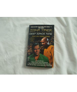 Collectors Star Trek Deep Space Nine Trials and Tribble-ations paperback... - $17.42