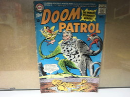 L5 Dc Comic Doom Patrol Issue #95 May 1965 In Good Condition - $23.86