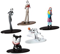 Jada Toys Nano Metalfigs 30042 Disney Tim Burton's The Nightmare Before ... - $22.53