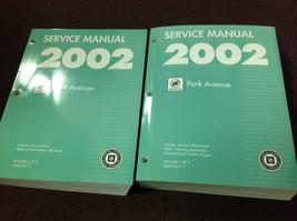 2002 BUICK PARK AVENUE Service Repair Workshop Manual Set OEM  - $147.46