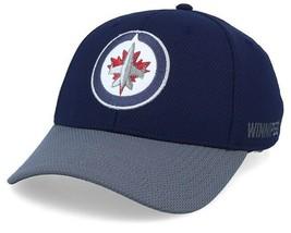 Winnipeg Jets Nhl Adidas Sport Left City Stretch Flex Hat Men's Size L/XL $25 - $19.79