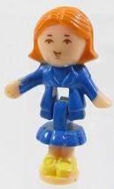 1994 Vintage Polly Pocket Dolls Light-up Bridal Salon - Torry Bluebird Toys - $7.50
