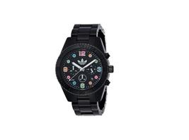NWT Adidas Wristwatch Chronograph Analog Date Modern Quartz ADH2946 Black - $74.00