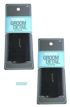 2 Pack of Conair Groom & Datail 3 1/2 Inch Extra-Fine Teeth Comb - $7.91