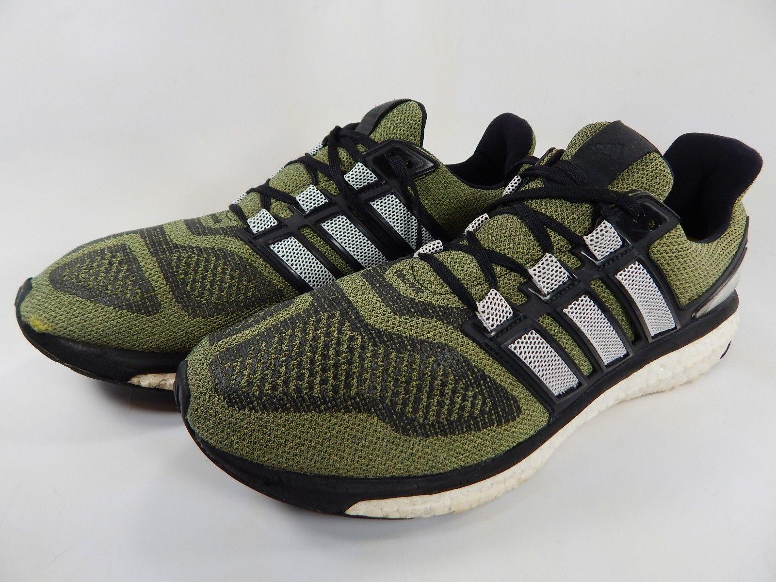 Adidas Energy Boost 3 M Size US 11.5 M (D) EU 46 Men's Running Shoes Green