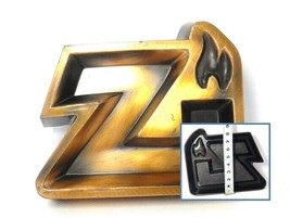 "ZIPPO SPECIAL ASHTRAY Copper ""Zi"" Unused Rare                          #... - $66.97"