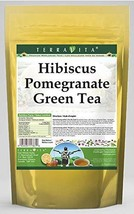 Hibiscus Pomegranate Green Tea 25 Tea Bags, ZIN: 543496 - 3 Pack - $31.78