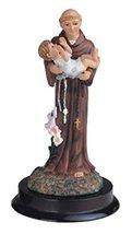 "StealStreet Saint Anthony Holy Figurine Religious Statue Decor, 5"" - $19.00"