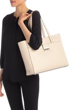 NWT! Cole Haan CHR11714 Lock Group Large Tote in Brazilian Sand - $189.00