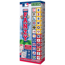 MLB Fanzy Dice Game by Masterpieces Puzzles #41923 - $27.99