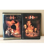 The Mummy and The Mummy Returns DVD Set Lot of 2 Family Childrens Kids M... - $9.99