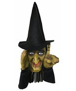 Scary Peeper Electronic Tapping Halloween Decoration - Motion Activated ... - £57.04 GBP