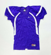 Nike Performance Crack Back Game Jersey Youth XS M L XL Purple White 424135 - $17.99