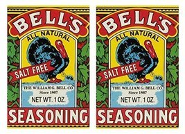 Bells All Natural Seasoning - 1 oz (Pack of 2) - $339,93 MXN