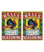 Bells All Natural Seasoning - 1 oz (Pack of 2) - £11.32 GBP