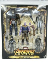 The Children Of Thanos Exclusive Figures Marvel Legends 5 Pack Brand New Sealed - $214.62