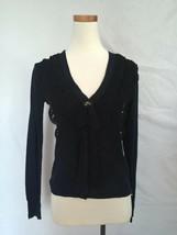 NEW Anthropologie Leifsdottir  Cardigan Sweater Size S 4-6 - $59.35