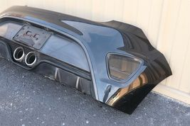 2013-15 Hyundai Veloster Turbo Rear Bumper Cover W/O Park Assist *LOCAL PICK UP image 3