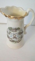 Land of Lincoln Water Pitcher - $11.30